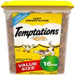 WHISKAS Temptations Creamy Dairy Flavor Cat Treats 6.3oz