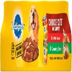 Pedigree Choice Cuts Beef & Country Stew Combo Can Dog Food 12pk/13.2oz