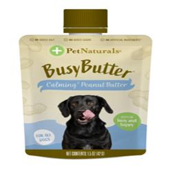 Pet Naturals of Vermont Busy Better Calm Peanut Butter 1.5Oz