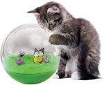 Jackson Galaxy Butterfly Ball Cat Toy Multi-Color 1ea/One Size