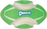 Chuckit! Fumble Fetch Max Glow Dog Toy Green, White 1ea/Medium