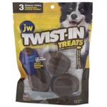 JW Pet Twist-In Treat Refill Bacon Flavor 1ea/Medium, 3 pk