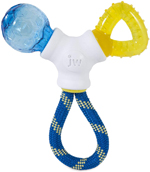 JW Pet Puppy Connects Dog Toy 1ea