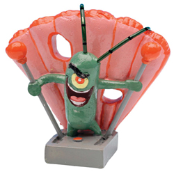 Penn-Plax Plankton Ornament
