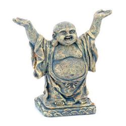 Penn-Plax Mini Stand Buddha Ornament