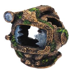 Penn-Plax Diving Helmet Ornament Small