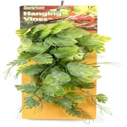 Penn-Plax Reptile Vine Green 12in