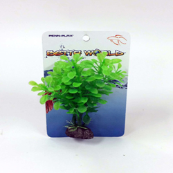 Penn-Plax Betta World Betta Plant Green 4in