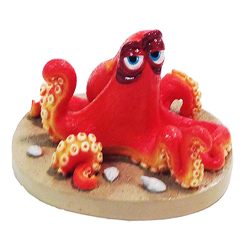 Disney's Finding Dory Hank the Octopus on the Sand Ornament Small