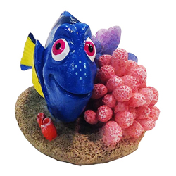 Disney's Finding Dory Dory with Pink Coral Ornament Medium