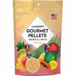 Lafeber Tropical Fruit Gourmet Gourmet Pellets Finch Bird Food 1lb