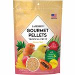 Lafeber Tropical Fruit Gourmet Pellets Canary Bird Food 1.25lb