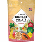 Lafeber Tropical Fruit Gourmet Pellets Cockatiel Bird Food 1.25lb