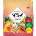 Lafeber Tropical Fruit Gourmet Pellets Cockatiel Bird Food 4lb