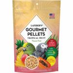 Lafeber Tropical Fruit Gourmet Pellets Parrot Bird Food 1.25lb