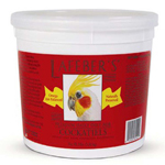 Lafeber Premium Diet Pellets Cockatiel 5lb