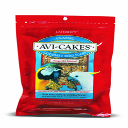 Lafeber Avi-Cakes Classic Macaw-Cockatoo1lb