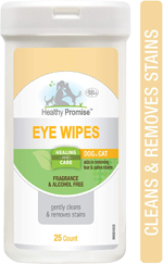 Four Paws Eye Wipes for Dog & Cat 25 Count 1ea/One Size