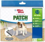 Four Paws Wee-Wee Premium Patch Reusable Pee Pad for Dogs, 3 Count 1ea/Standard 22 in X 23 in