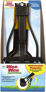 Four Paws Wee-Wee Fold-Away Dog Pooper Scooper All Surfaces 1ea/One Size