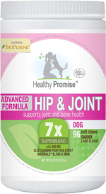 Four Paws Healthy Promise Advanced Formula Hip & Joint Supplement for Dogs Soft Chews 96 Count 1ea/20.22 oz