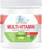 Four Paws Healthy Promise Cat Multivitamin Soft Chews 120 Count 1ea/5.08 oz