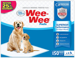 Four Paws Wee-Wee Grass Scented Puppy Pads 10 Count 1ea/Standard 22 in X 23 in