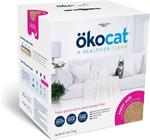Okocat Litter Super Soft Clumping Wood Cat Litter 1ea/16.7 lb