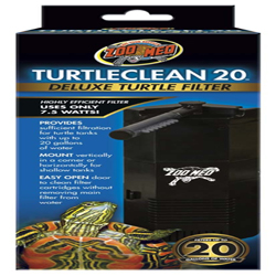 Zoo Med TurtleClean 20 Deluxe Turtle Filter