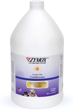 Zymox Enzymatic Shampoo & Leave-On Conditioner Display with Samples 1ea/20 pk