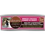 Dave Cat Grain Free Minced Chicken N 2.8 Oz (Case Of 24)