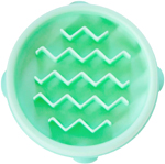 Outward Hound Fun Feeder Slo-Dog Bowl Mint 1ea/Extra-Small