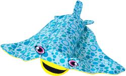 Outward Hound Floatiez Stingray Floating Dog Toy Blue 1ea/Large