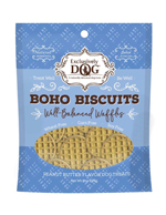 Exclusively Pet Boho Biscuits Well Balanced Waffles Peanut Butter Flavor Dog Treats 1ea/8 oz