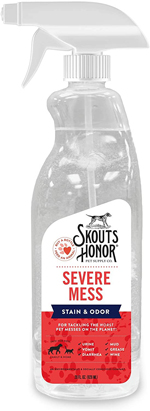 Skouts Honor Dog Severe Mess Stain & Odor 28Oz