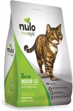 Nulo Indoor Cat Grain-Free Duck & Lentils Dry Cat Food 1ea/2 lb