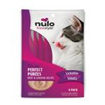 Nulo Nulo Freestyle Cat Puree Grain Free Beef & Sardine 6 Pack