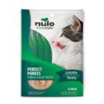 Nulo Freestyle Cat Puree Grain Free Tuna & Scallop 6 Pack