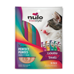 Nulo Freestyle Cat Puree Grain Free Variety Pack 10 Pack