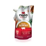 Nulo Freestyle Dog Cat Bone Broth Grain Free Beef 20Oz