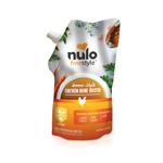 Nulo Freestyle Dog Cat Bone Broth Grain Free Chicken 20Oz