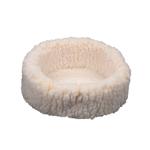 Huggle Hounds Cat Fleece Snuggler Bed