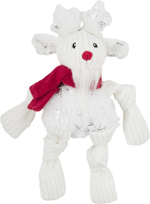 Huggle Hounds Dog Xmas Long Reindeer Small