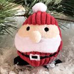 Huggle Hounds Cat Xmas Santa Wee 6 Pack