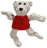 Huggle Hounds Dog Xmas Bear Wee 6 Pack
