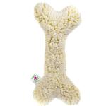 Huggle Hounds Dog Fleece Bone Squeaker Pink 2 Foot