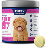 Vetericyn ALL-IN Puppy Supplement 1ea/90 Tablets, 7.3 oz
