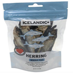 Icelandic Dog Capelin Fsh Whl Bulk 12 Oz  8 Ea Per Box