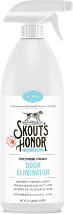 Skouts Honor Dog Odor Eliminator 35Oz